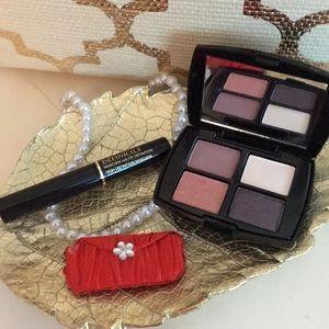 Lancôme eyeshadow and mini mascara combo